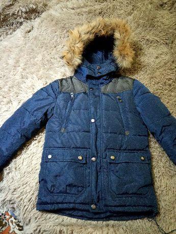 Куртка зимняя, 128