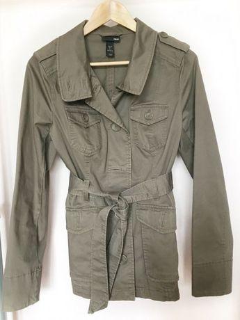 Wiosenna kurtka przejściowa w r. 38 z H&M