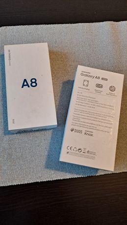 ! ! ! NOWA CENA ! ! ! Samsung Galaxy A8 2018 Czarny Dual SIM