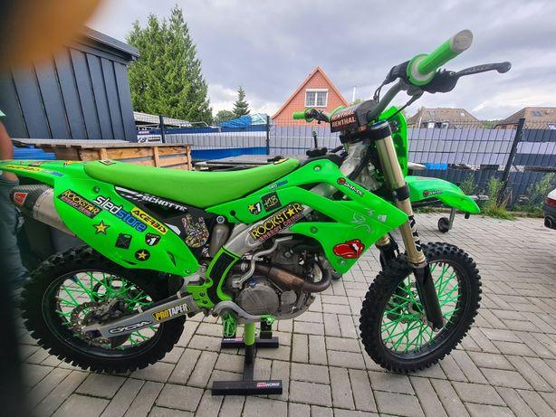 Sprzedam Lub Zamienię Kawasaki Kx450f 2015r