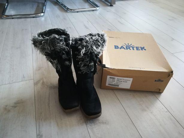 Buty zimowe Bartek