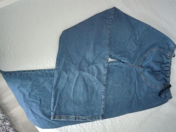 Spodnie jeans ciążowe