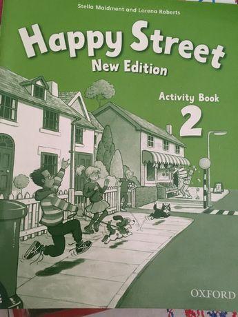 Activity book happy street 2