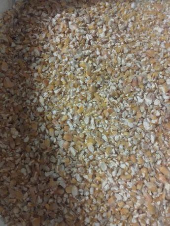 Śruta kukurydziana grubo i drobno mielona