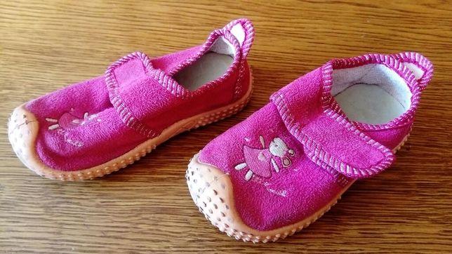 Buty dla dziewczynki rozm. 24, dł. wkładki 15,5 cm