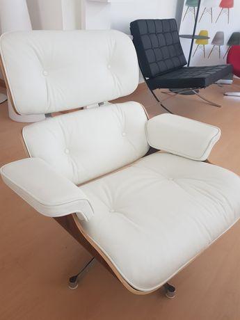 Cadeira Charles Eames-Pele-Novo