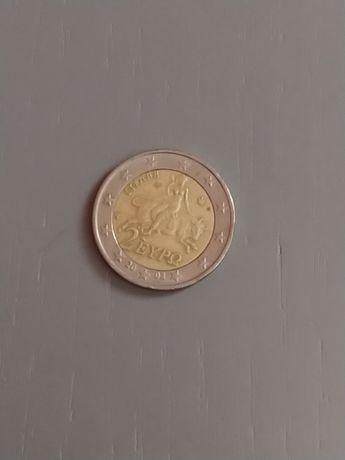 Moeda 2€ Grécia