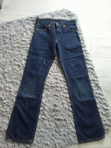 Spodnie Levi's jeans 507 W27L34