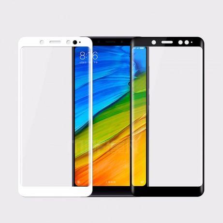 Защитное стекло 3D 5D Xiaomi Redmi 6 pro 6a 6 5 5a 4x 4 note 5 mi 8 5x