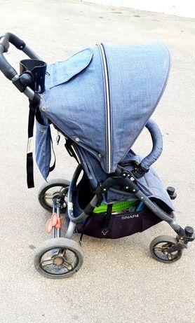 Valco baby snap4 Коляска прогулка