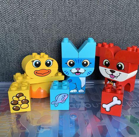 Lego duplo, moje pierwsze zwierzęta (10858)