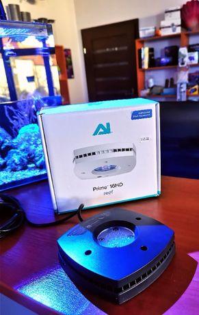 Lampa do akwarium morskiego AI Prime 16HD czarna
