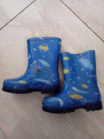 Kalosze gumowce buty