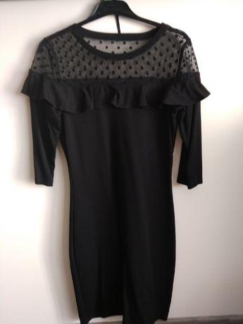 Sukienka czarna Reserved rozmiar S