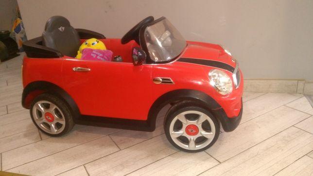 Дитяча машина Міні купер