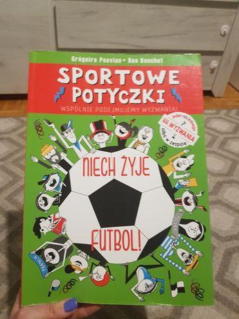 Sportowe potyczki książka