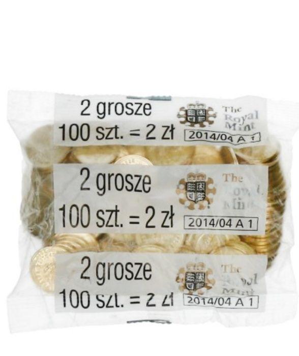 Monety 2 Gr Royal Mint Worek Menniczny Sosnowiec - image 1