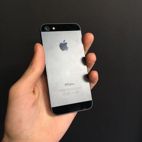 Iphone 5 16/32 /оригінал/гарантія/магазин/айфон/5/5s/6/6s/7/Plus D01