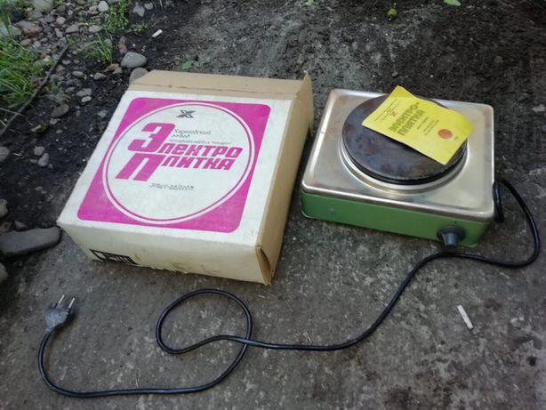 Електро плита СССР новая