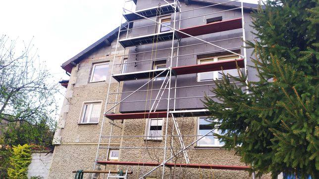 Ocieplanie budynków styropianem - Bielawa i okolice
