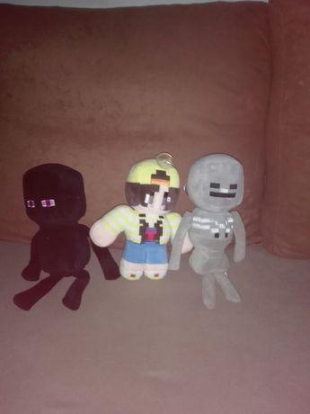 Pluszak - zawieszka (z przyssawką) Minecraft