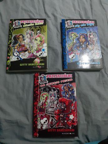 Seria książek Przyjaciółki na zabój
