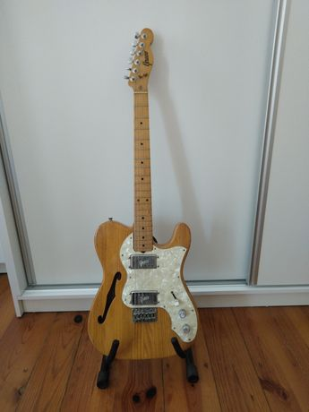 Guitarra Greco Spacey Sounds Telecaster Thinline