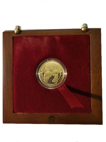Unikatowy Medal Jan Paweł II - Papież Jan Paweł II i Matka Boża 2009 r
