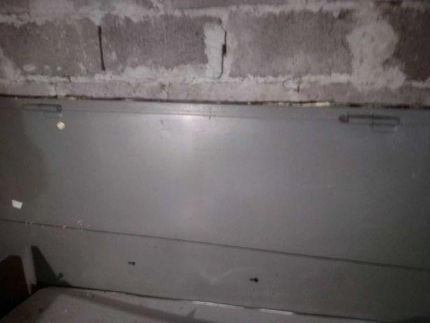 Дверь металлическая 197*132
