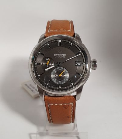 Новые Eterna Adventic GMT 7661.41.56.1352.