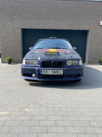 KJS, Rajdy, Wyścigi BMW 323ti klatka