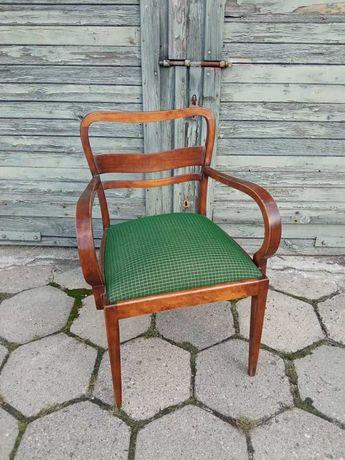 Krzesło Fotel stare Radomsko meble gięte Thonet