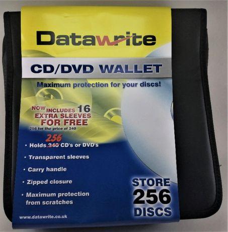 Mala 256 CDS / DVDS Datawrite - NOVA
