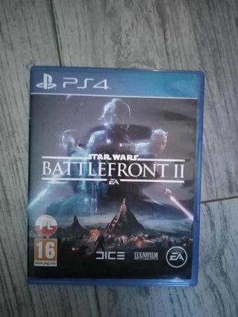 Gra Star Wars Battlefront II PS4