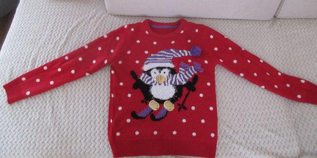 swetr świąteczny r. 36