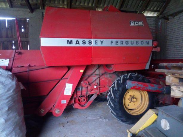 Massey Ferguson 206.
