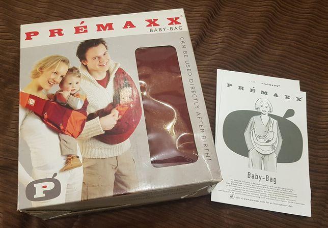Nosidełko BABY-BAG firmy PREMAXX