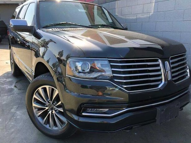 Lincoln Navigator 2015 продам