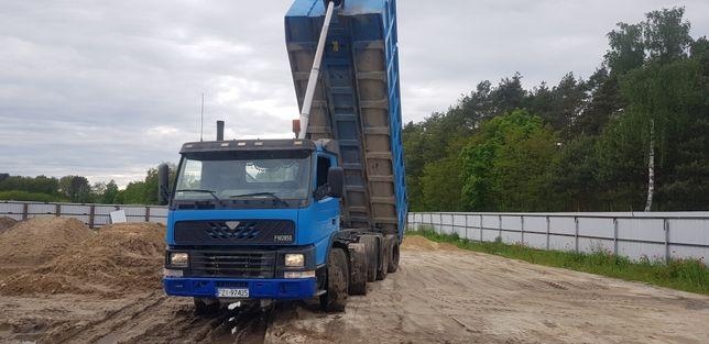 Volvo terberg wozidło wywrotka