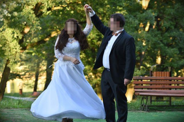 Suknia ślubna Selena rozmiary 40, 42, 44