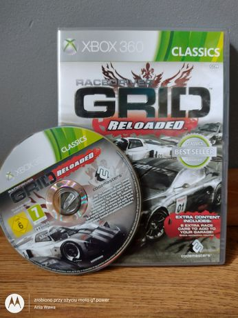 Grid Reloaded Xbox 360