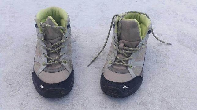 Buty dziecięce trekkingowe