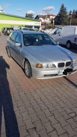 BMW E39 520D 2003r