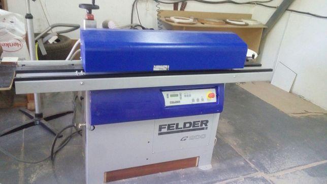 Станок для поклейки кромки ПВХ Felder G200