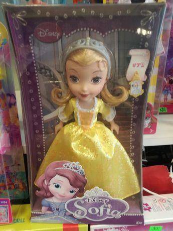 Disney księżniczka Zosia lalka Amber duża nowa