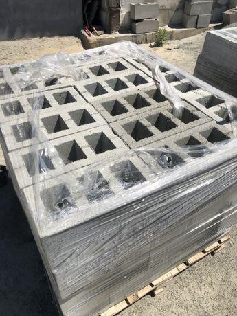 Производим и продаем блоки строительные