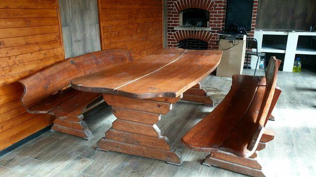 Продам великий дубовий стіл
