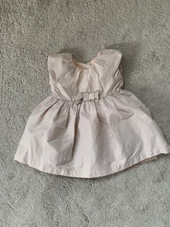 Sukienka Benetton rozmiar 62