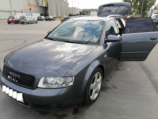 Audi A4 B6 + LPG