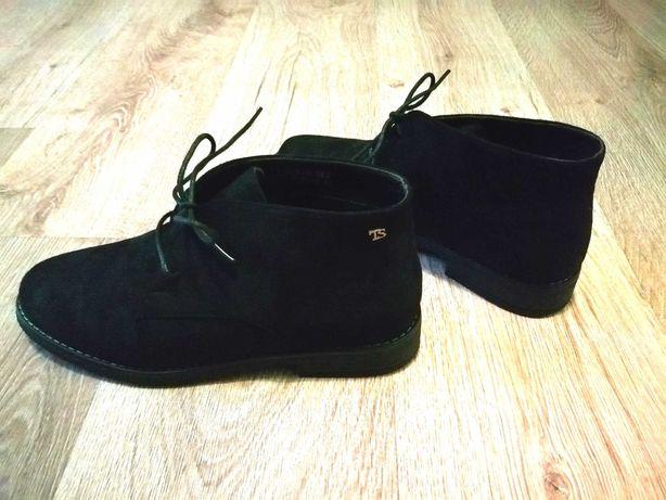 Buty czarne Sokolski